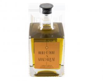 Huile d'olive à la mandarine de Menton