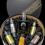 Coffret Noël huile d'olive